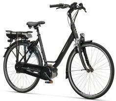 Rower elektryczny Batavus Milano E-go Bosch