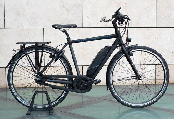 Rower elektryczny Batavus Razer Speed Yamaha TURBO 500Wh 45 km/h